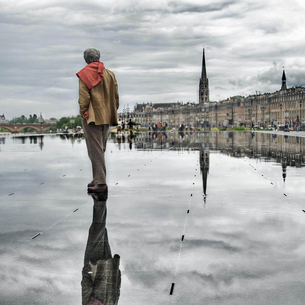 Miroir d 39 eau bordeaux guilhem de cooman photographe for Miroir d eau bordeaux